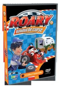 Roary - Bolidul de curse nr. 4