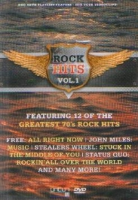 Rock Hits (vol.1) : Greatest 70s Rock Hits