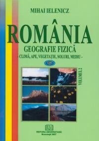 Romania Geografie fizica vol (Clima