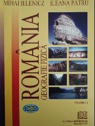 Romania Geografie fizica vol
