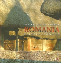 Romania Invitatie calatorie (editie bilingva