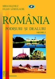 Romania Podisuri dealuri (vol