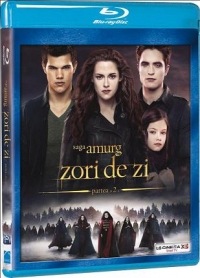 Saga Amurg: Zori partea (Blu