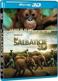salbaticie (Blu ray 3D)