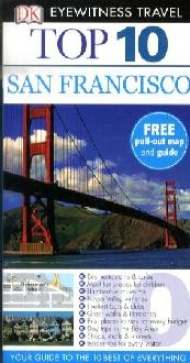 DK Eyewitness Travel Guide - San Francisco