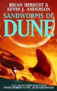 Sandworms Dune