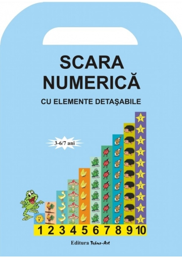 SCARA NUMERICA ELEMENTE DETASABILE