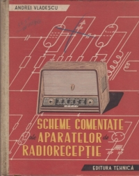 Scheme comentate ale aparatelor de radioreceptie