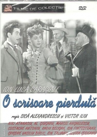 scrisoare pierduta (Filme colectie)