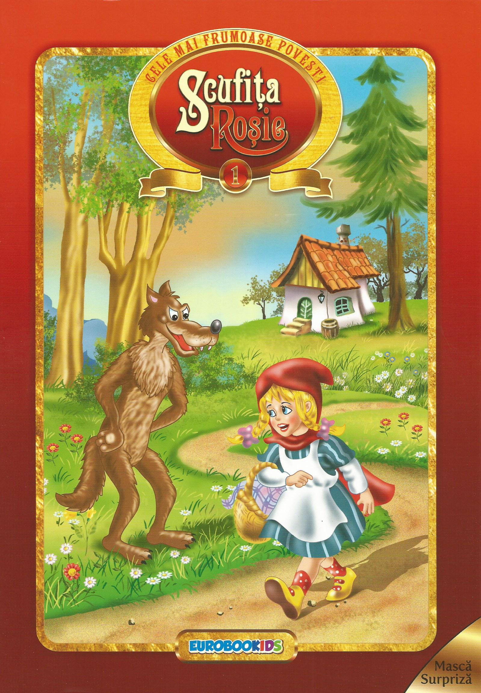 Scufita Rosie (format A4)
