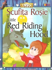 Scufita Rosie Little Red Riding