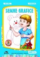 Semne grafice. Nivel 5-6 ani (editia 2014)