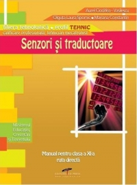 Senzori traductoare manual pentru clasa