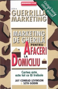 Marketing gherila pentru afaceri domiciliu