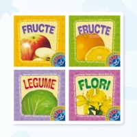 Set carti pliante Fructe legume