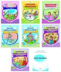 Set clasa pregatitoare (7+1 lucrari)