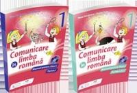 Set Comunicare in limba romana, Manual pentru clasa a I (Partea I + Partea a II-a, manualele contin CD-uri)
