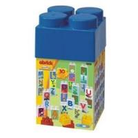 Set Cuburi Litere Piese
