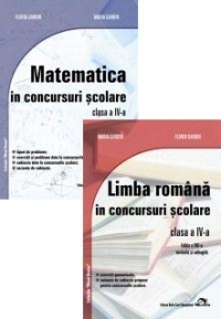 Set Culegeri pentru concursuri scolare