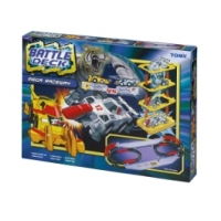 Set masini Radical Fun - Battle Deck - Mega Raceway