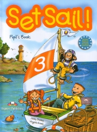 Set Sail (Level Pupil Book
