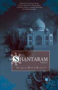 Shantaram (2 volume, editia 2009)