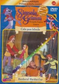 Simsala Grimm Cele sase lebede