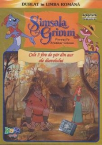 Simsala Grimm Cele trei fire