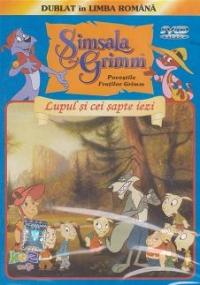 Simsala Grimm Lupul cei sapte