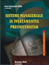 Sisteme manageriale invatamantul preuniversitar