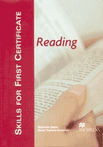 Skills for First Certificate READING