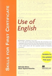 Skills for First Certificate USE OF ENGLISH (FCE - Student's Book)
