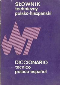 Slownik techniczny polsko hispanski (Dictionat