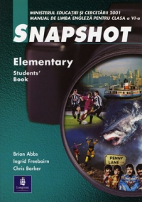 Snapshot (Elementary Students Book) manual