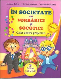 societate Vorbarici Socotici Caiet pentru