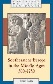 Southeastern Europe the Middle Ages