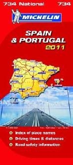 Spain and Portugal 2011