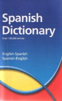 Spanish Dictionary : English-Spanish Spanish-English (overv 100.000 entries)