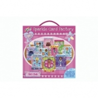 Sparkle Card Factory Set Creatie