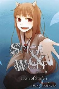Spice and Wolf Vol