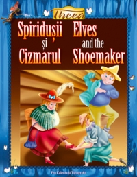 Spiridusii cizmarul Elves and the
