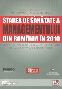 Starea sanatate managementului din Romania