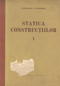 Statica constructiilor Volumul Structuri static