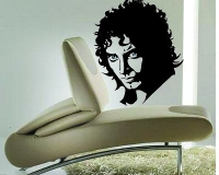Sticker decorativ Frodo 50x59