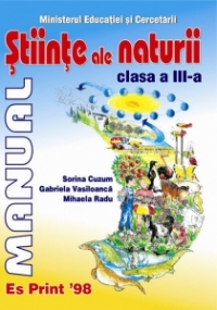 Stiinte ale naturii Manual pentru
