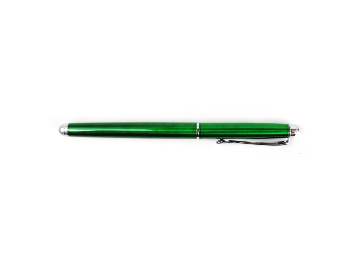 Stilou Regal metalic cu penita (+ 1 patron albastru), culoare stilou verde (503)