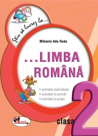 Stiu lucrez Limba romana (fise