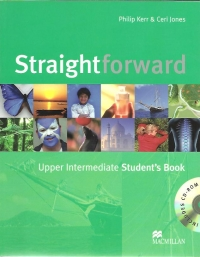 STRAIGHTFORWARD Upper Intermediate Student Book
