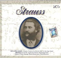 Strauss - The Gypsy Baron. The Bat (2 CD)