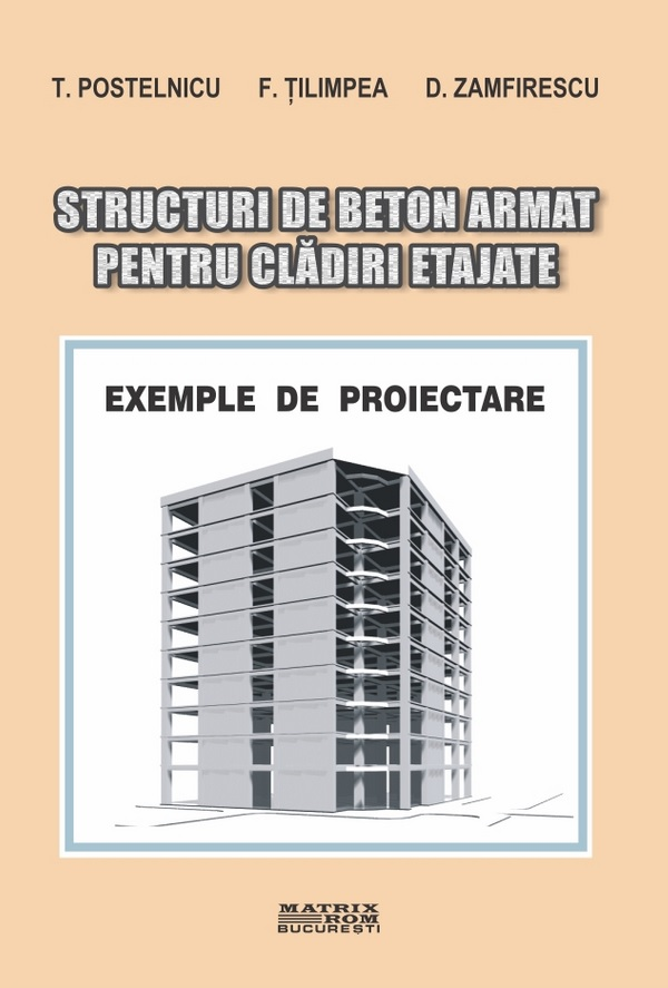 Structuri beton armat pentru cladiri